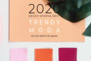 """""""Szkolenie z trendów w modzie na wiosnę/lato 2020 - moda damska"""" @ Mamu Space"""