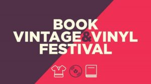 Book • Vintage & Vinyl Fest •