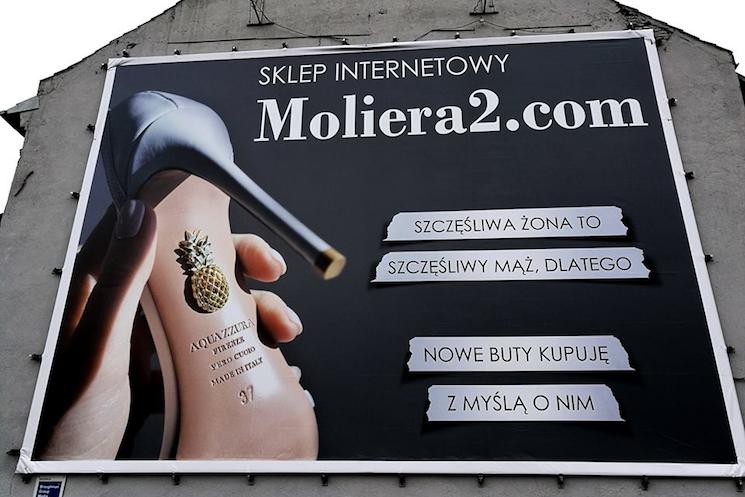 Czy Butik Moliera 2 Promuje Seksizm Fashion Biznes
