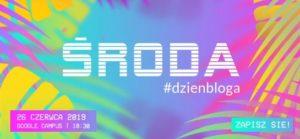 Środa Dzień Bloga #14 @ Google Campus Warsaw