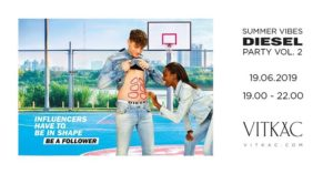 Summer Vibes / Diesel Party / Vol.2 / VITKAC @ VITKAC