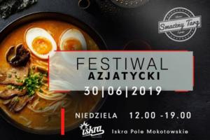 Festiwal Azjatycki @ ISKRA Pole Mokotowskie
