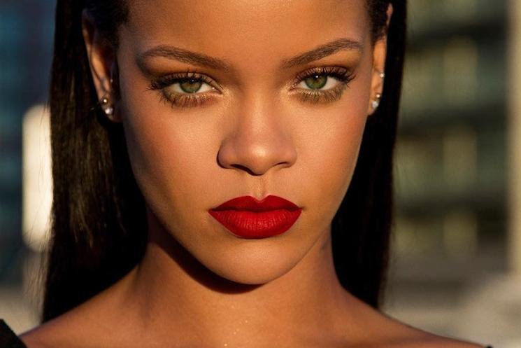 Historia randek Rihanna