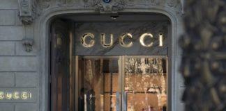 gucci luksus dom mody