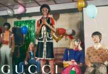 Gucci holiday campaign 2020