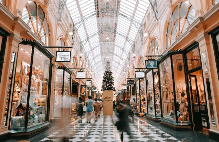 galeria handlowa swieta zakupy