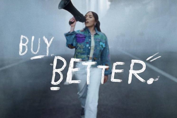 Levi's Buy Better Wear Longer