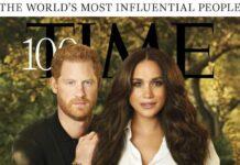 Meghan I Harry Time Magazine